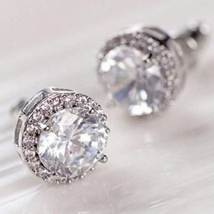 Gorgeous cubic zirconia earrings